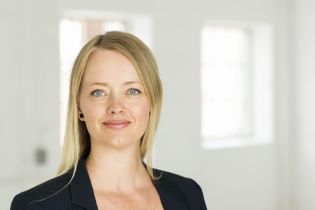 Signe Ørom CEO og Principal Consultant