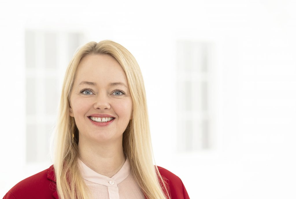 Signe Ørom Kulturspecialist konsulent Connecting Cultures