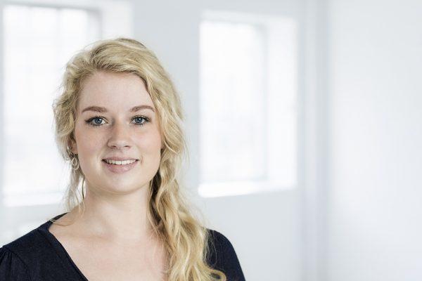 Anne Vonebjerg Praktikant